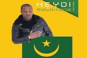 VIDEO. Musique : l'artiste mauritanien Heydii chante son pays