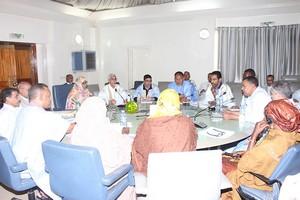 Assemblée : examen de deux projets de loi relatifs à l'accord entre la Mauritanie et la CEDEAO et la ZLEC