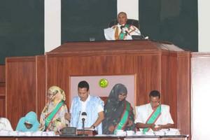 Mauritanie : le bureau de l'assemblée nationale fait peau neuve