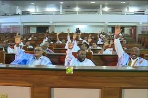 Mauritanie : augmentation de 88% du salaire des parlementaires
