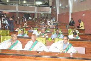 Mauritanie: Séance plénière de l'assemblée nationale pour l'élection de son président