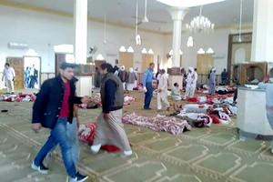 Égypte : carnage dans une mosquée du Sinaï, au moins 230 morts