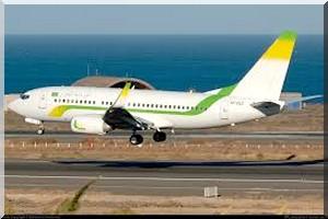Transport éaérien: Un avion de la MAI en panne entre Nouakchott et Dakar