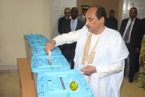 Elections en Mauritanie: l'UPR se félicite, Tawassoul mobilise pour le 2e tour