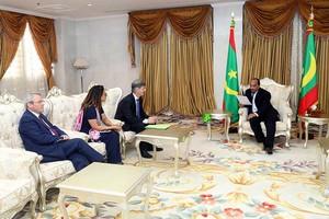 Le G5-Sahel, objet d'une visite de parlementaires français en Mauritanie
