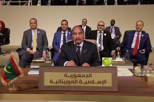 AL-Jazeera TV refuse de diffuser le discours de Ould Abdel Aziz au sommet de Beyrouth
