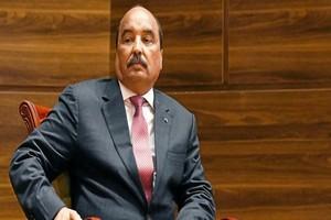 Communiqué du collectif des avocats chargés de la défense de l'ancien Président Mohamed ould Abdel Aziz