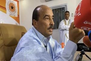 Ould Abdel Aziz parle de Tasiast