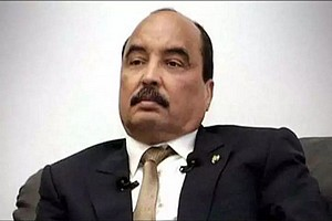 Mohamed ould Abdel Aziz :