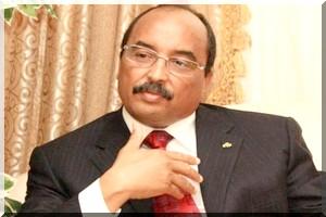 URGENT : La grève de la SNIM est un fiasco,  dit Ould Abdel Aziz