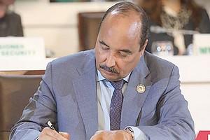 Le président mauritanien se rend à Dhahran en Arabie Saoudite pour un sommet arabe