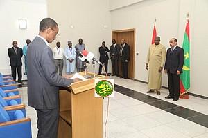 Communiqué final sanctionnant la visite du Président gambien en Mauritanie