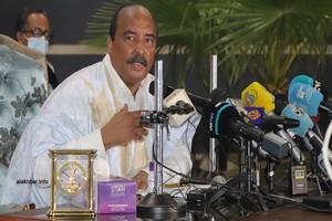 Mauritanie : La vraie corruption se passe sous Ghazouani (Aziz)