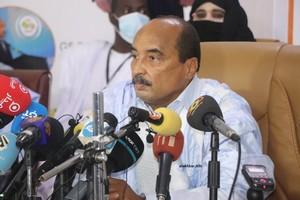 Aziz : Ghazouani sait que mes biens sont légaux et qu'ils ne contiennent aucune ouguiya appartenant au peuple