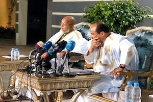 """Mauritanie: Ould Abdel Aziz """"Je dénoncerai tout le monde"""""""