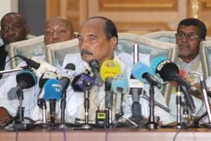 Mise en place d'un comité sécuritaire chargé de recenser et d'identifier les biens d'Ould Abdel Aziz