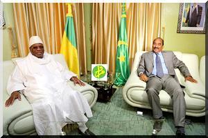 La coopération au menu de la visite du président malien en Mauritanie