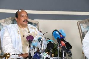 Mauritanie : Le tort d'Aziz est de parler au nom de la Constitution et… du rapport du Parti au Président