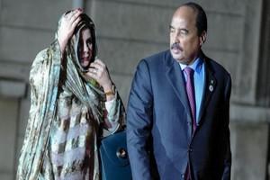 L'arrestation pendant 3 heures de l'épouse de l'ex-président Aziz sonne-t-elle la fin de son impunité ?