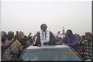 Culture : Baaba Mal à Nouakchott !