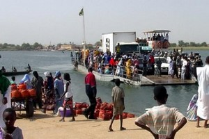 SENEGAL-MAURITANIE-INFRASTRUCTURES : une entreprise chinoise va construire le Pont de Rosso