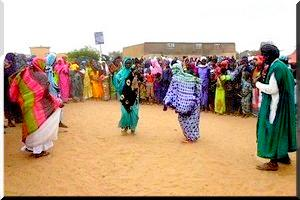 M'Bagne ; la caravane  de l'UDP dans la commune de Bagodine - [PhotoReportage]