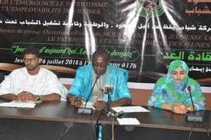 Communiqué du Mouvement de la Jeunesse Consciente pour l'Emergence, le Patriotisme et l'employabilité des Jeunes