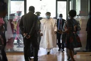 Mali: cinq présidents ouest-africains à Bamako pour tenter de résoudre la crise politique