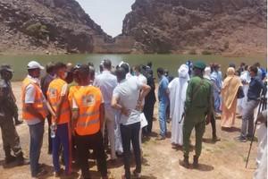 Inauguration à Zouerate d'un barrage pouvant retenir 363.000 m3 d'eau de pluie