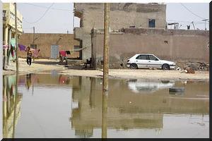 Et quelques gouttes de pluie, Nouakchott patauge !