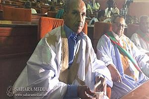 Des représentants de l'opposition en réunion avec le président de l'assemblée nationale