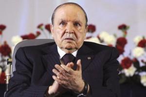 Algérie : Bouteflika candidat en 2019, annonce le secrétaire général du FLN