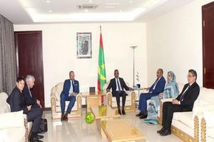 Le responsable belge de l'immigration dépêché à Nouakchott