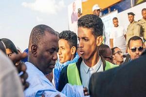Mauritanie - Biram Dah Abeid :
