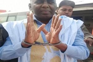 Communiqué : sur la détention du député Biram Dah Abeid