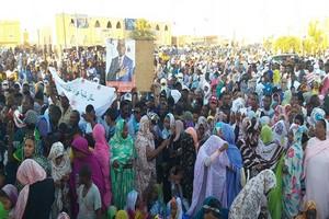 Biram Dah Abeïd dénonce l'embargo des hommes d'affaires