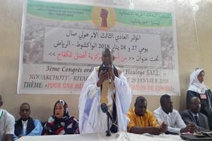 En images, l'ouverture du 3ème Congrès ordinaire d'IRA-Mauritanie [PhotoReportage]