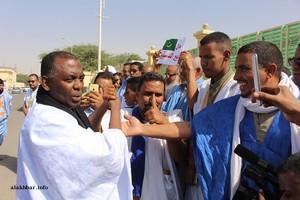 Mauritanie : La modification de la Constitution se fera sur nos cadavres (Biram Dah Abeid)