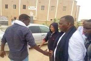 Biram arrêté suite à une plainte d'un journaliste