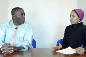 Vidéo. [en arabe] Entretien de RMI avec Le député Biram Dah Abeid, candidat à la présidentielle 2019