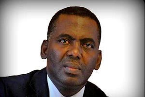 Paris : Biram Dah Abeid annonce sa candidature à l'élection présidentielle de 2019