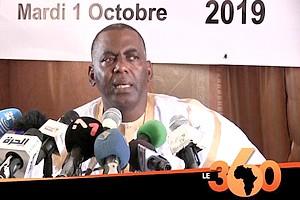 Mauritanie. Polémique: quand un leader anti-esclavagiste recadre certains journalistes arabophones
