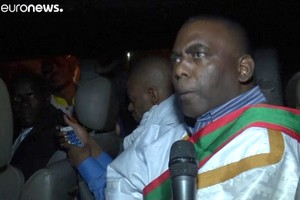 Vidéo. Mauritanie : un député de l'opposition libéré