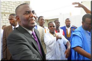 Biram Dah Abeid: «La vraie opposition, c'est nous!»