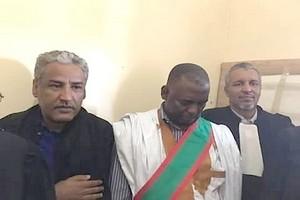 Procès de Biram Dah ABEID : Le journaliste Deddah Abdallah retire sa plainte