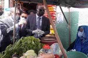 Blocage d'El Guerguerate : Flambée des prix de légumes et denrées alimentaires en Mauritanie