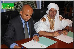 Signature de Convention entre la Fondation BNM et le Centre Hospitalier des Spécialités [Vidéo & PhotoReportage]