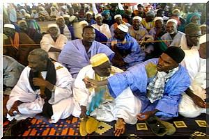 Boghé-Démette : Thierno Amadou Yaghoub dit Amadou Thialgou est  devenu Elimane Pury [PhotoReportage]