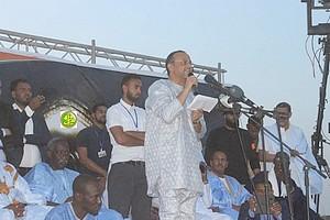 Ould Boubacar : Je ne suis pas le candidat d'un parti donné et je ne suis pas soumis à une pression de quiconque