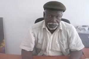 Boubacar Ould Messaoud, président de Sos Esclaves :